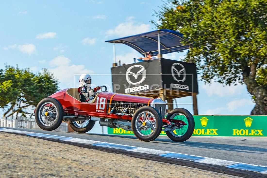 Cam Hutchins: Group 1a 2017 RMMR - Mazda Raceway Laguna Seca &emdash;
