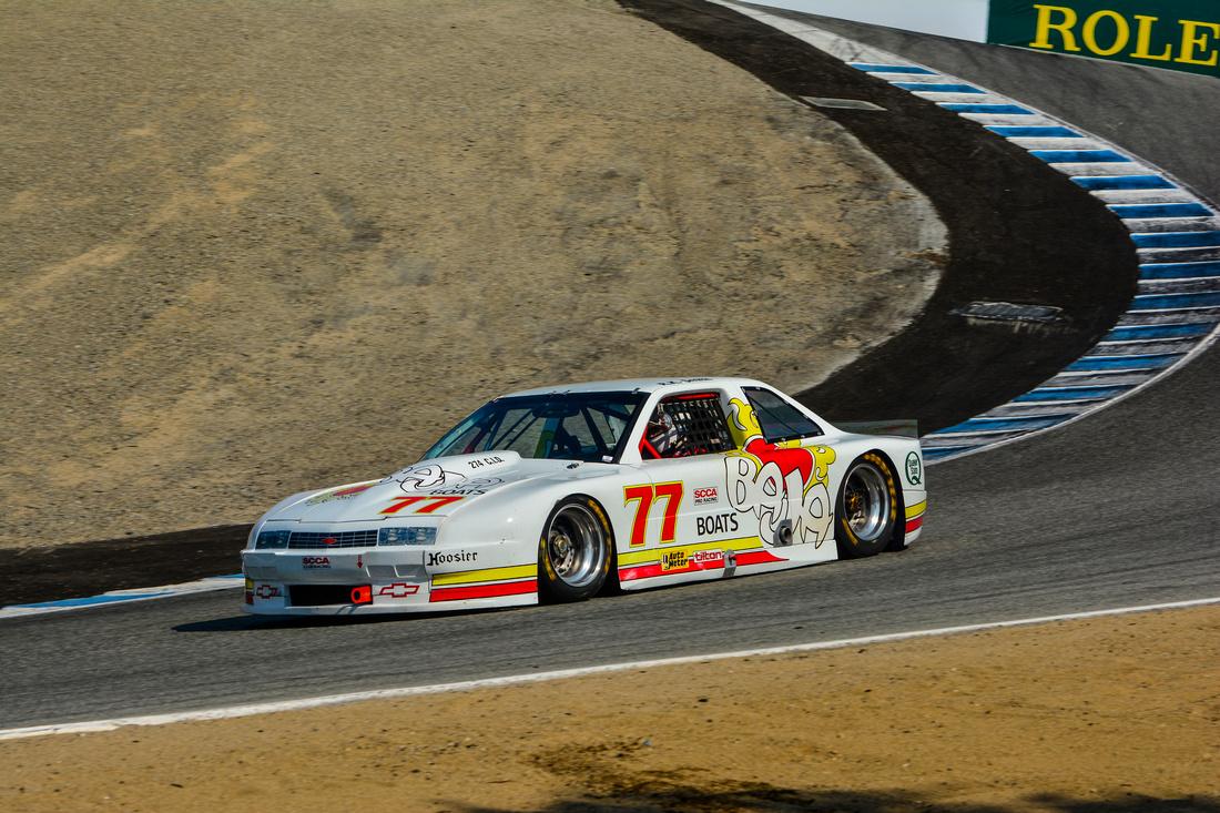 Cam Hutchins: Group 7b RMMR Mazda Laguna Seca &emdash;