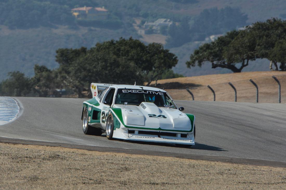 Cam Hutchins: Group 4a RMMR Mazda Laguna Seca &emdash;