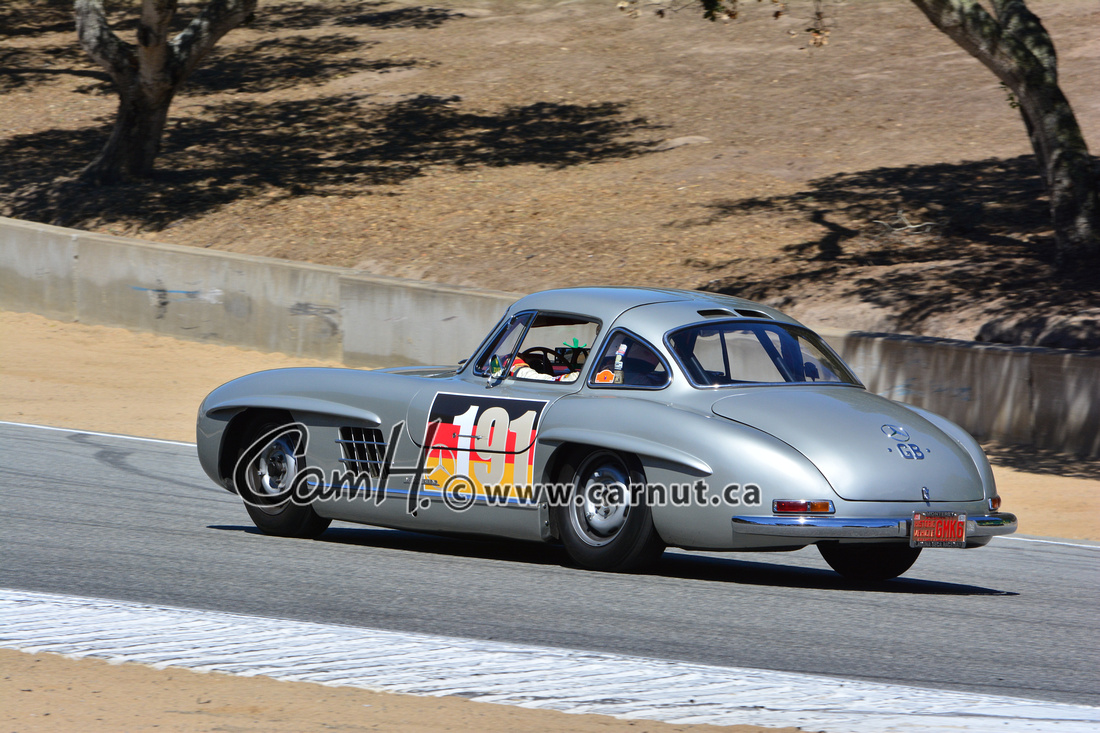 Cam Hutchins: 2015 Rolex Monterey Historic Races Group 2a &emdash;