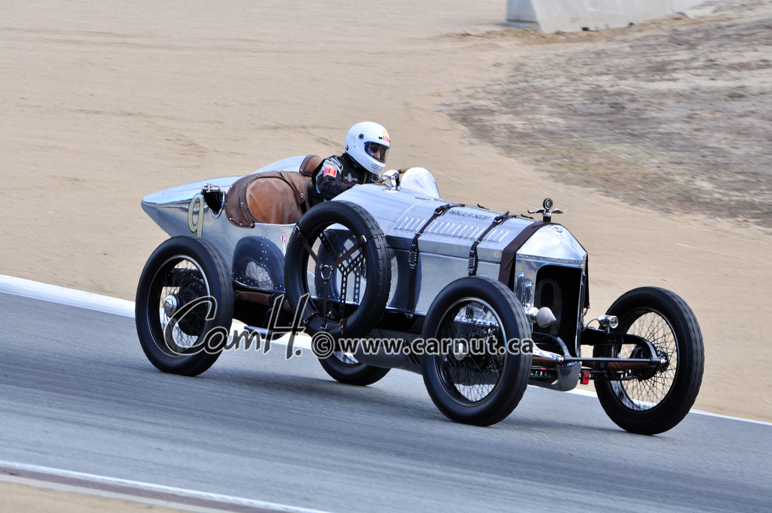 Cam Hutchins: 2015 Rolex Monterey Historic Races Group 1a &emdash;