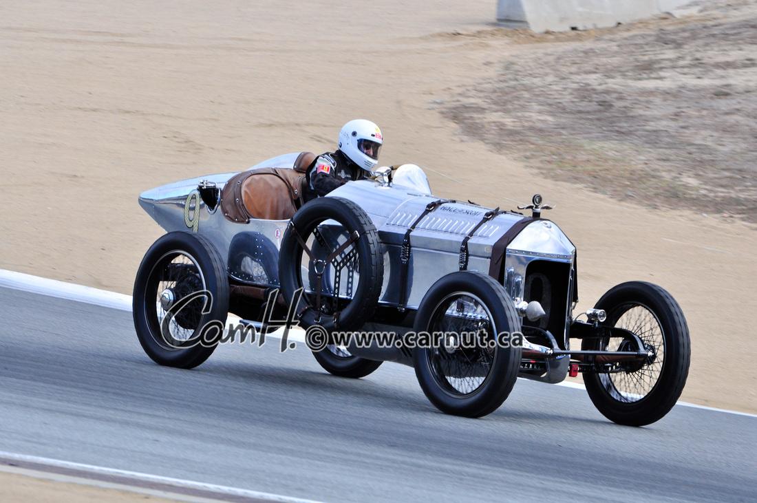 Cam Hutchins: 2015 Rolex Monterey Historic Races Group 1a &emdash;