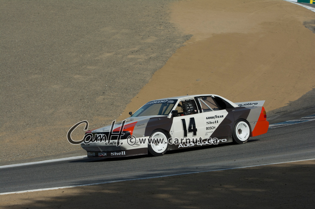 Cam Hutchins: 2015 Rolex Monterey Historic Races Group 7a &emdash;
