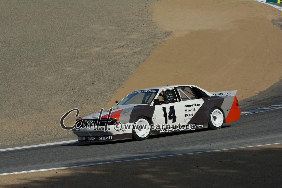 Cam Hutchins: 2015 Rolex Monterey Historic Races Group 7a &emdash;