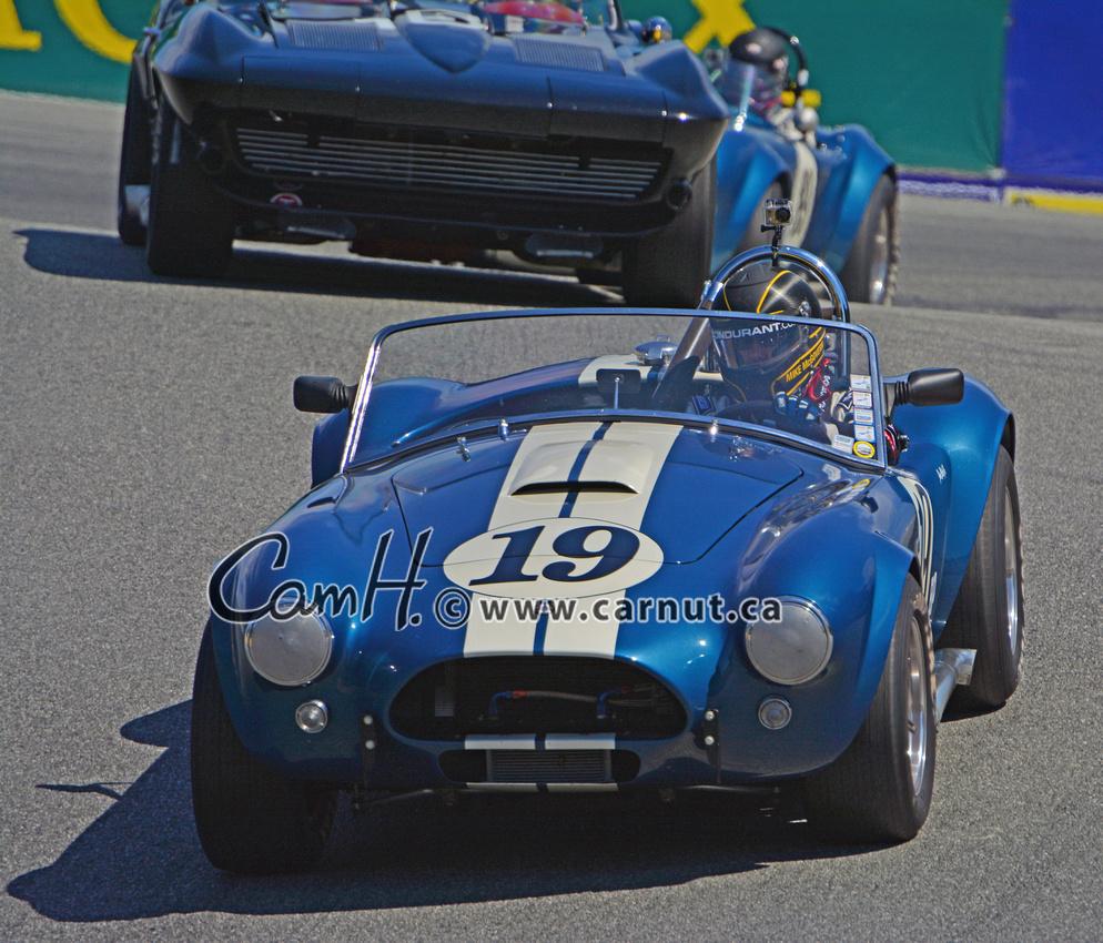 Cam Hutchins: 2015 Rolex Monterey Historic Races Group 5b &emdash;