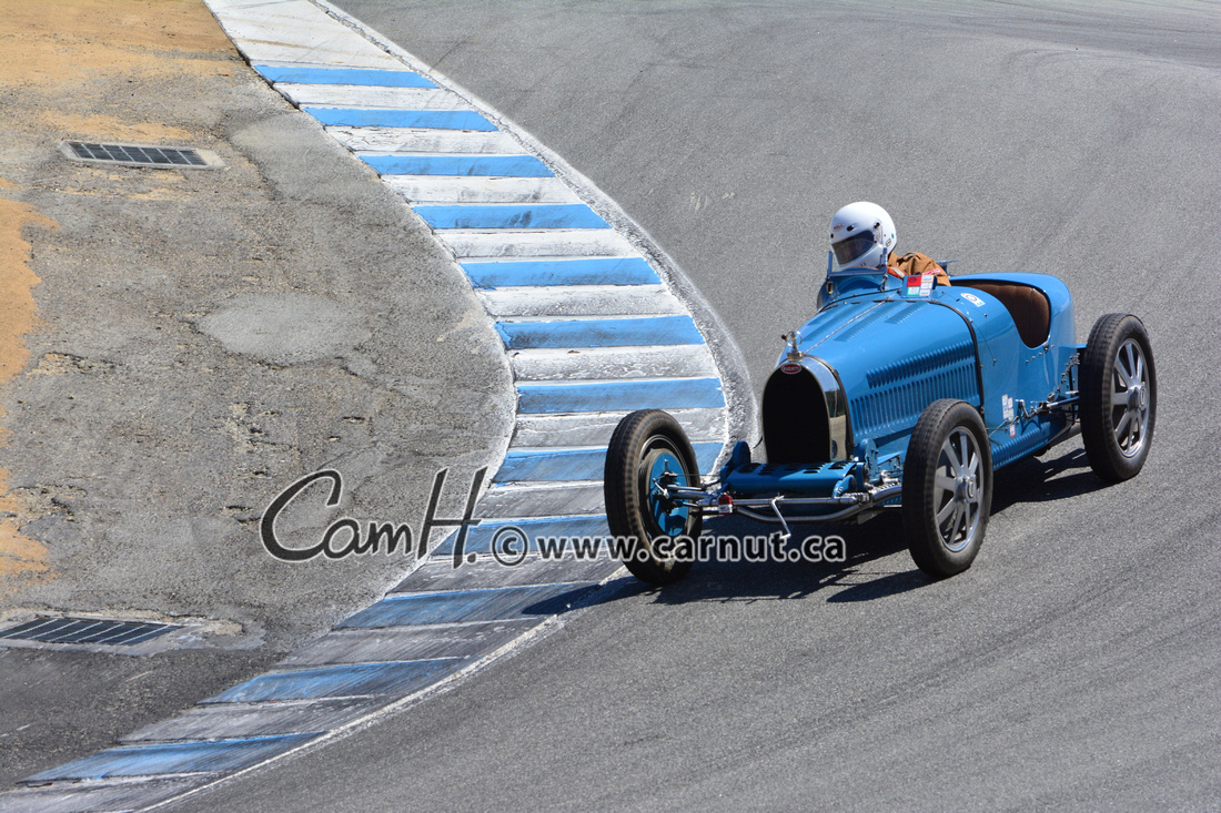 Cam Hutchins: 2015 Rolex Monterey Historic Races Group 1b &emdash;